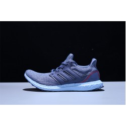 Adidas Ultra Boost 2.0 Herren Casual Laufschuhe Grey Blue