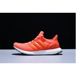 Adidas Ultra Boost 2.0 Herren Damen Casual Laufschuhe Orange Weiß