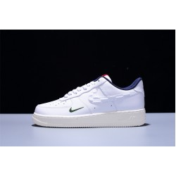 KITH x Nike Air Force 1 AF1 Low Herren Damen Turnschuhe Weiß