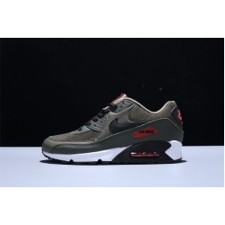 Nike Air Max 90 Essential Laufschuhe Herren Brown
