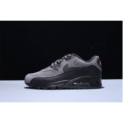 Nike Air Max 90 Essential Laufschuhe Herren Grey Orange